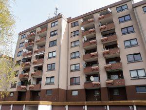 Fassaden- und Dachsanierung