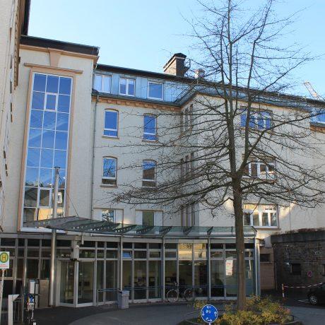 Siegen – Uni-Campus